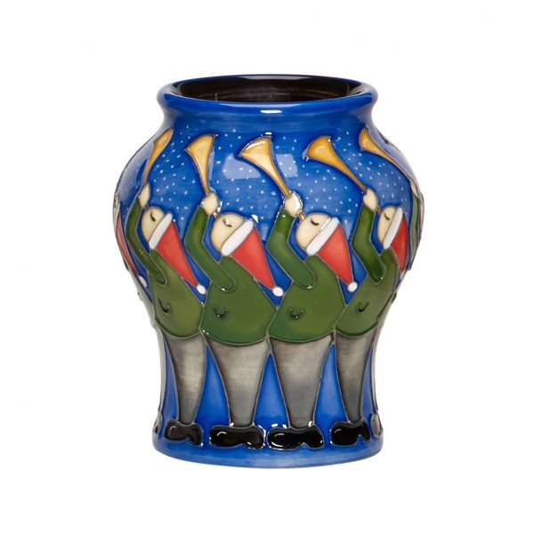 11 Pipers Piping - Vase