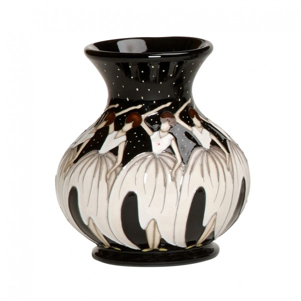 9 Ladies Dancing - Vase
