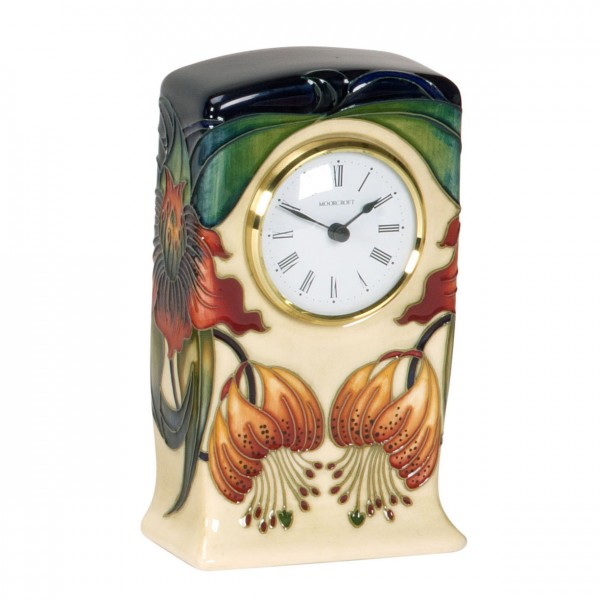 Seconds Anna Lily - Clock