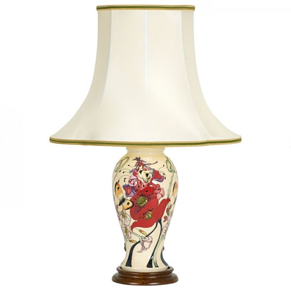 Family Through Flowers - Lamp and Shade