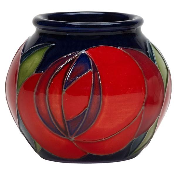 Red Rose - Vase