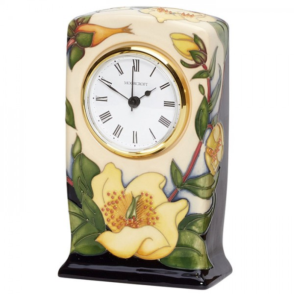 Seconds Yellow Shrine - Clock