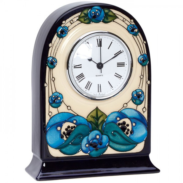 Seconds Rennie Rose - Clock