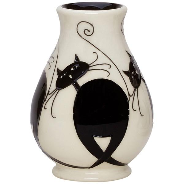 Feline Friend - Vase
