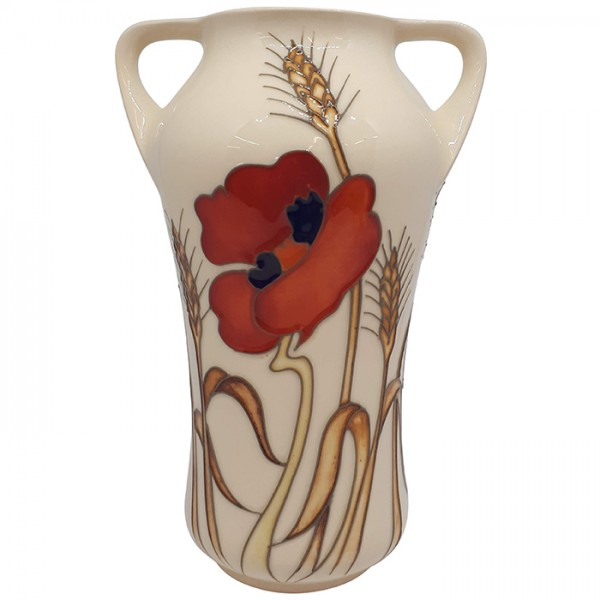 Harvest Poppy - Vase