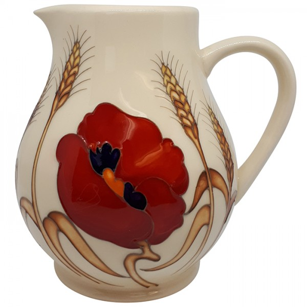 Harvest Poppy - Jug