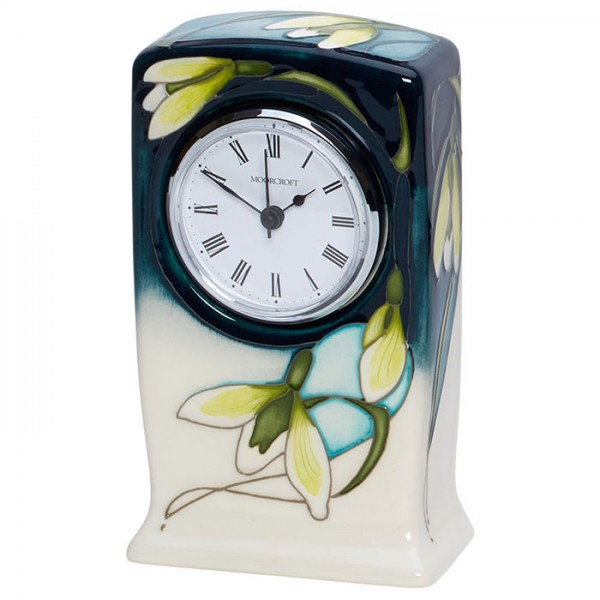 Green Tear - Clock