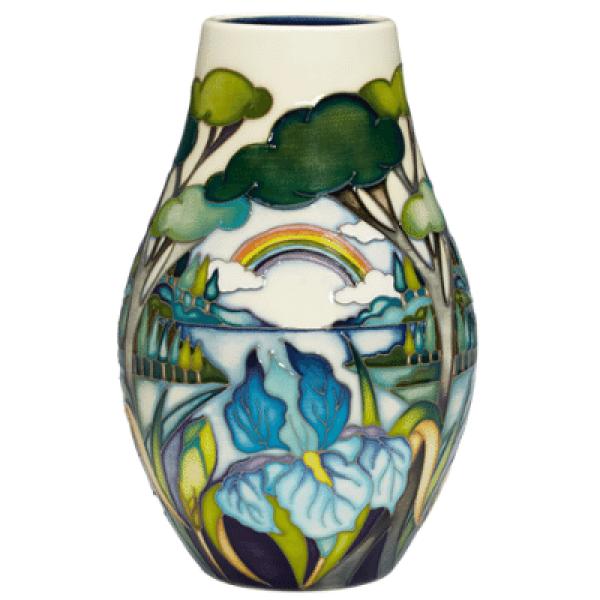 Rainbow Lake - Vase