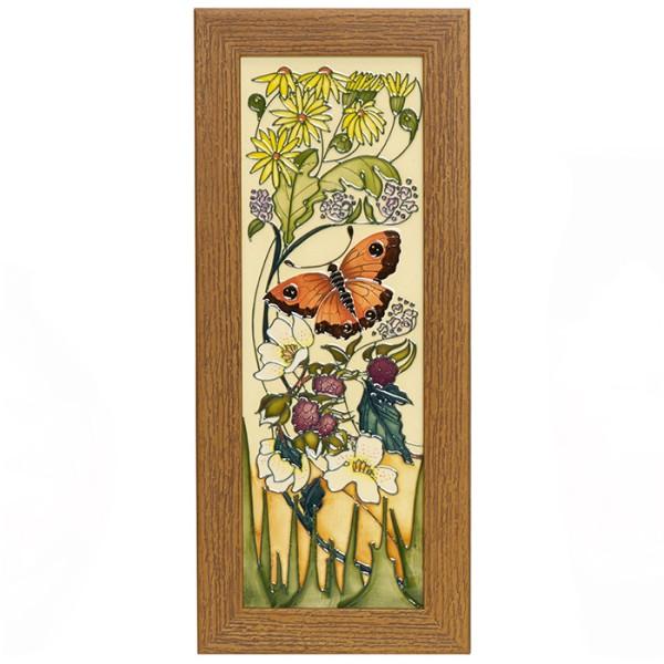 Gatekeeper Butterfly - Plaque