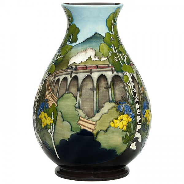 Glenfinnan Viaduct - Vase
