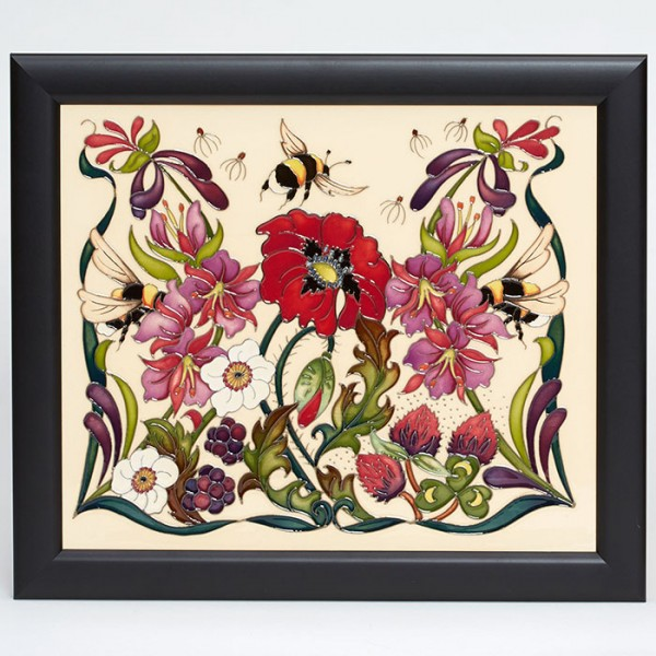 The Pollinators - Plaque