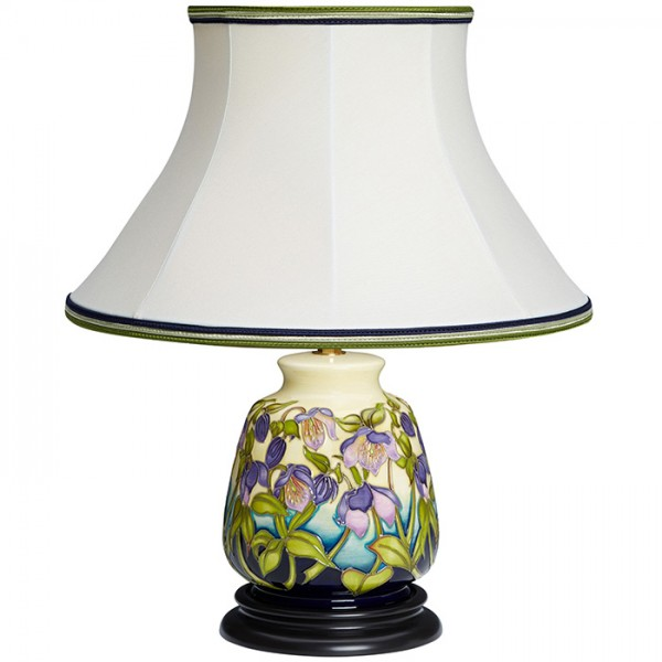 Step In To Spring - Lamp and Shade