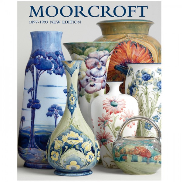 A Guide to Moorcroft Pottery - Paperback Edition - Book
