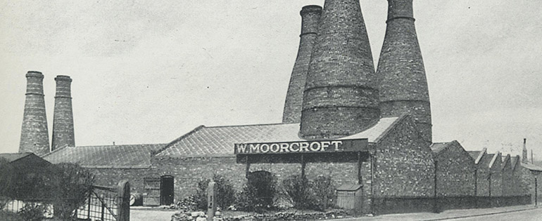 Image result for moorcroft factory historical photos